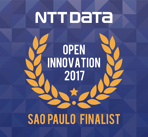 Inside Places finalista no Global Innovation promovido pela NTTDATA